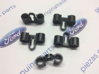 Ford Capri/Escort MK2 fuel pipe clips x5
